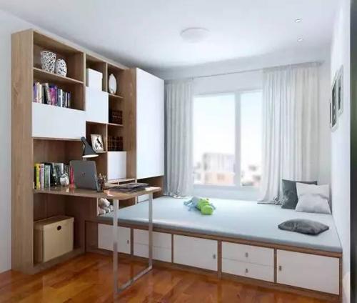 一件家具多种用途,就是这样的榻榻米!
