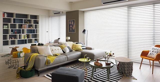 五种地毯搭配法,立马让客厅颜值提升