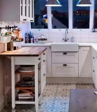 你要的小厨房改造攻略,全部都在这里!