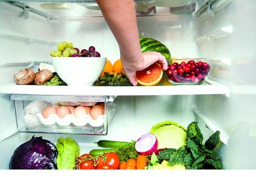 十大妙招去除冰箱异味