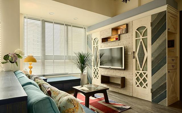 7 款电视柜设计,连设计师都会收藏