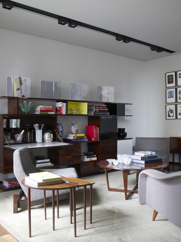 【宜昌装修】7款实用又美观的客厅小几设计