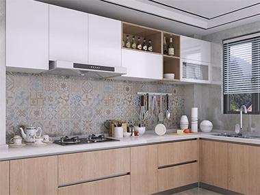 厨房磁砖清洁保养的关键窍门
