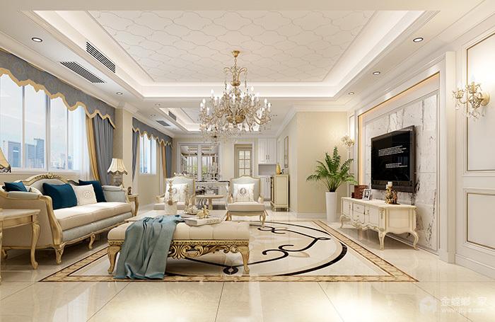 客厅装修设计基本流程