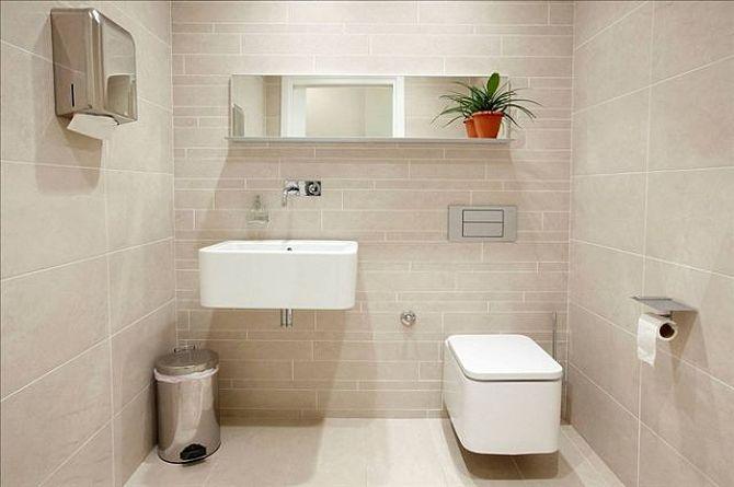 厕所就可以糊弄咩?卫生间也要设计的美美哒!