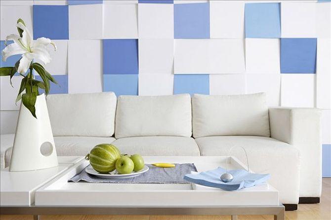 拒绝大白墙,5种不会错的墙壁色