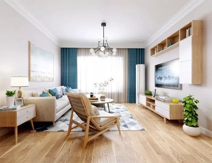 92m²简美风,三代同堂的温馨时光!