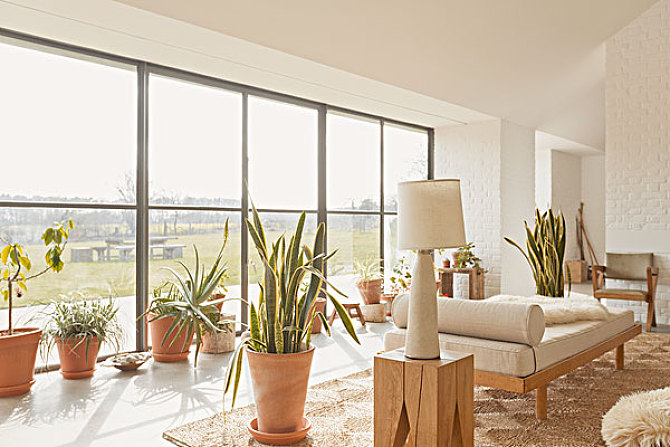 八款简约舒适的客厅设计