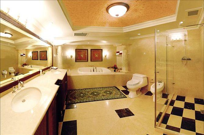 卫生间的瓷砖色彩搭配大全,拿走不谢!