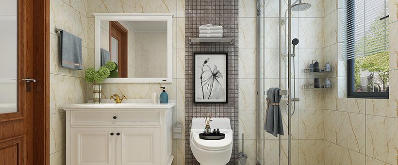 卫浴间装修8个地方预算不能省!