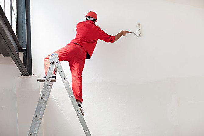 墙面乳胶漆工艺你都知道多少?不注意这些小心白刷