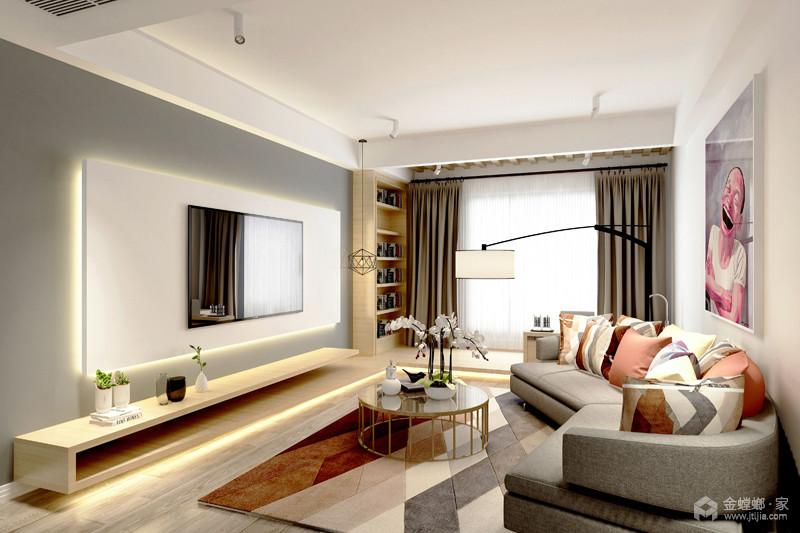 新房96平花了8万但装出20万的效果,过来人告诉你哪些要注意