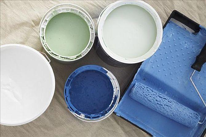 墙外涂料是什么?墙外涂料和墙内油漆有啥区别?
