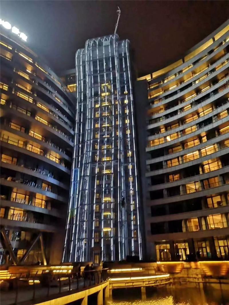 世界十大建筑奇迹、海拔负88米——世茂深坑酒店揭开面纱 废弃深坑成为人类诗意栖居地