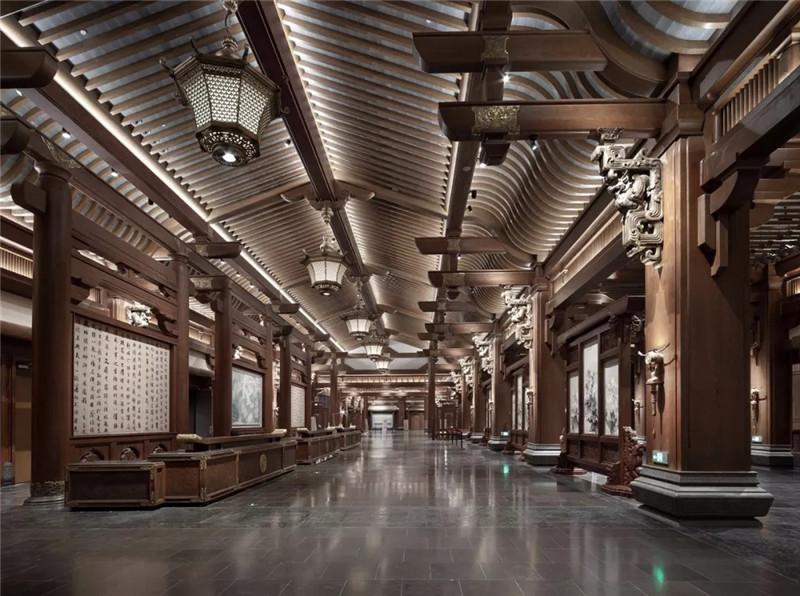 匠心之作 打造中国传统文化新拼图——金螳螂筑起尼山圣境儒家经典