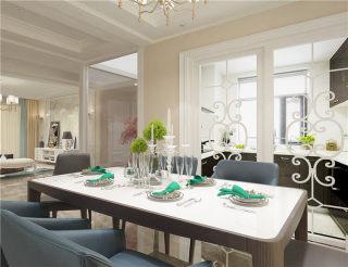 拒绝土味,把精致和细节藏进家的每一处角落-水韵花苑小区165平米3室欧式装修案例