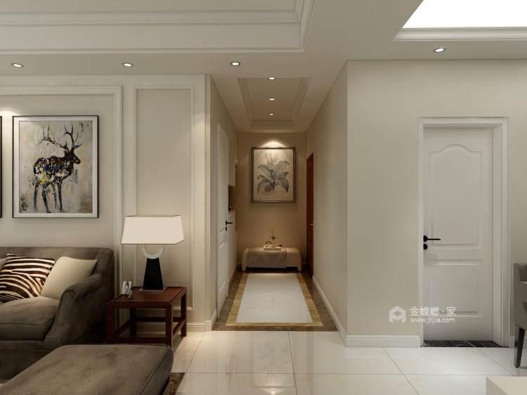 典雅大气的欧式风婚房-走廊