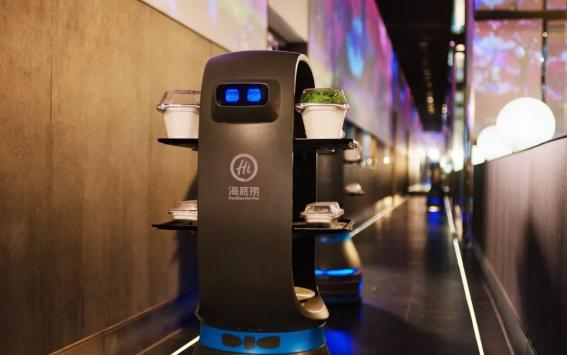 用匠心调制未来科技的味道——金螳螂携手海底捞打造全球首家智慧餐厅