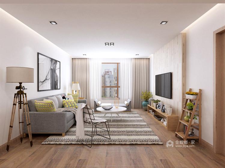 单身公寓如何打造简约温馨日式风?