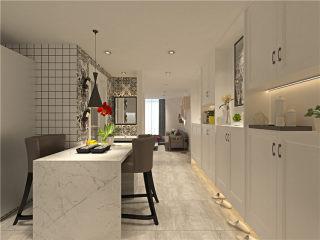 美好生活从45平loft开始-常青藤小区45平米公寓北欧装修案例