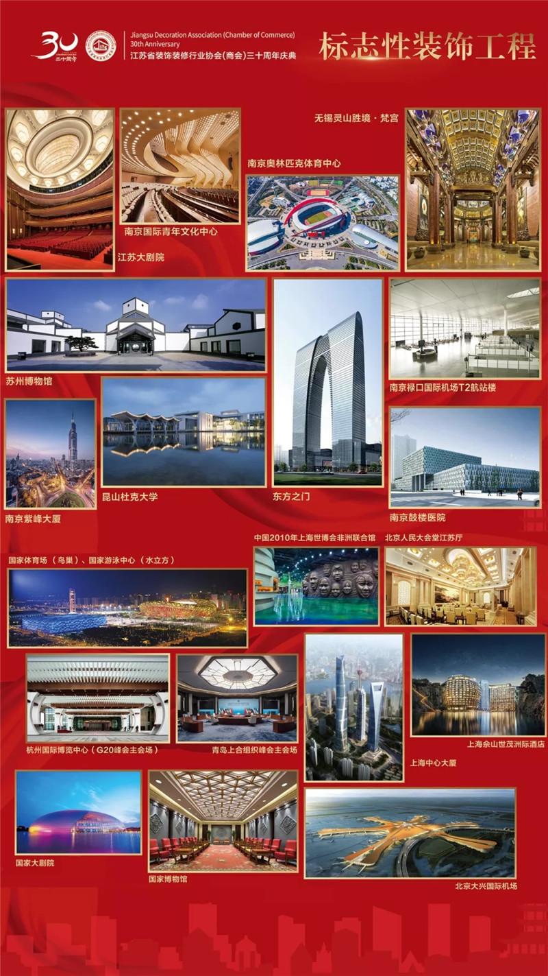 江苏省装饰协会举行30周年庆典,金螳螂喜获丰收