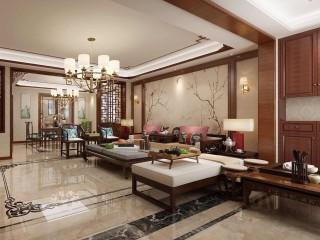220平新中式别墅,优雅而又大气