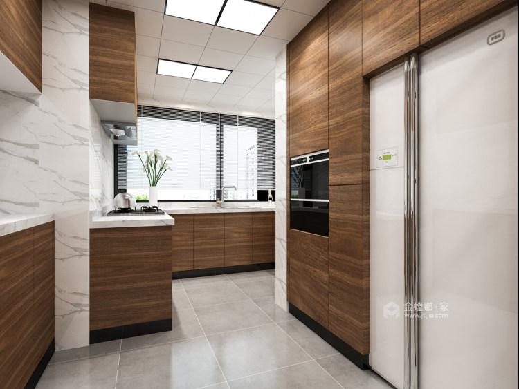 120平现代混搭之美-厨房
