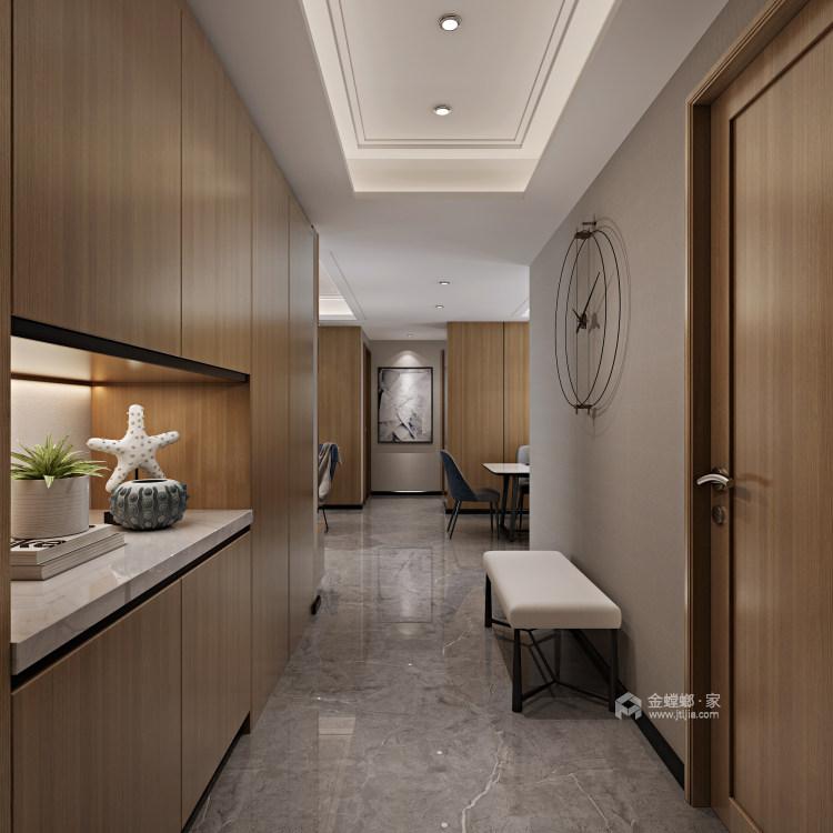 装饰与布置中最大限度体现空间的现代风-其他空间