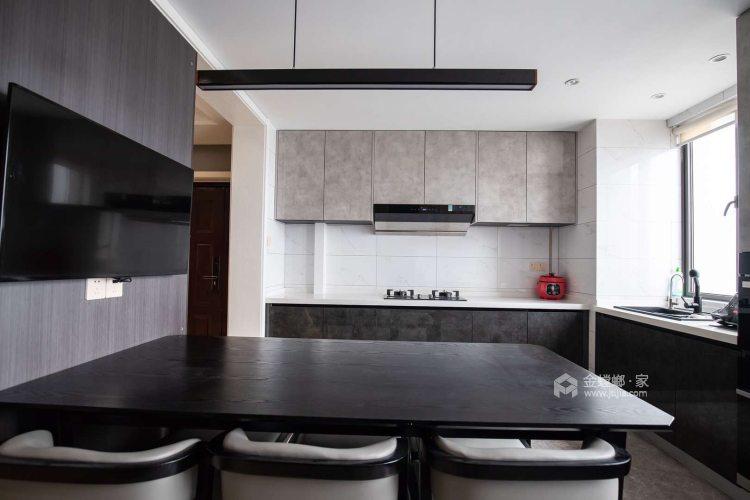 130平现代风,时尚  大气   有品质-餐厅效果图及设计说明