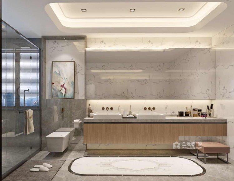 多彩设计,演绎时尚之美-卫生间