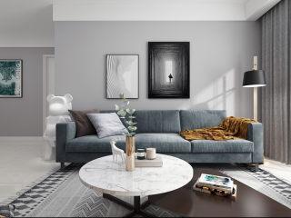 132平现代风格家,温馨且舒适