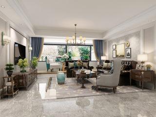 温暖舒适的美式家,让心灵更放松