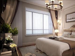 140㎡美式轻奢风的三口之家,或许你也需要这样的一套房子-九龙仓御玺小区140平米4室美式装修案例