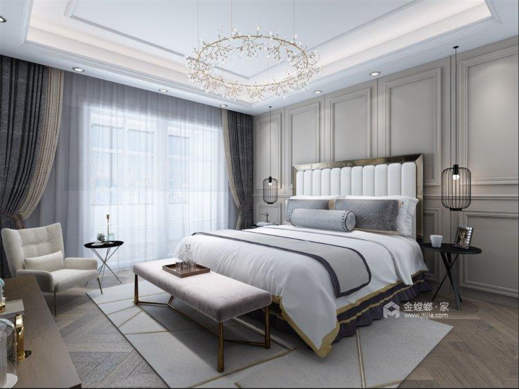 让你不得不爱的简美风格的婚房装饰-空间效果图