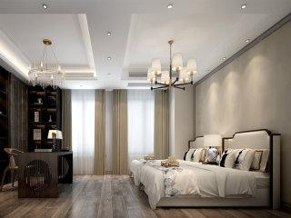 优雅新中式 打造出更适合现代人的舒适空间
