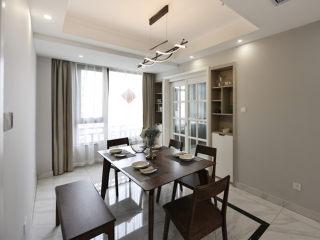 145平现代风,尽显小资情怀-琴湖壹号小区145平米3室现代装修案例