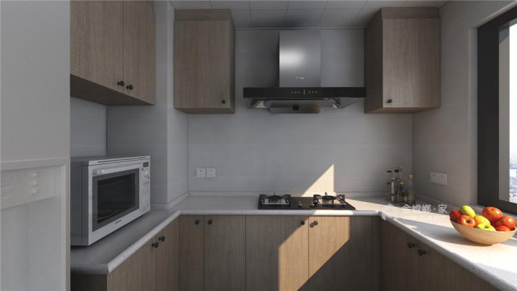 厨房收纳如何做到台面无物