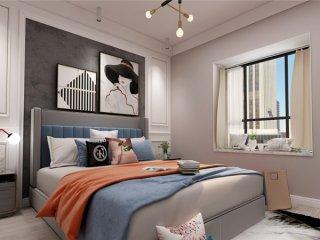 休憩心灵的港湾 144平米现代风格-中粮祥云小区144.7平米4室现代装修案例