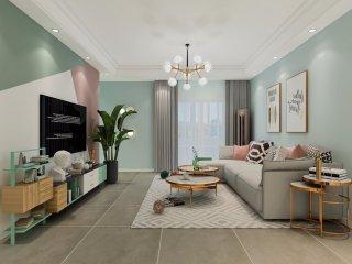 105m²北欧三居设计,这才是温馨舒适家!