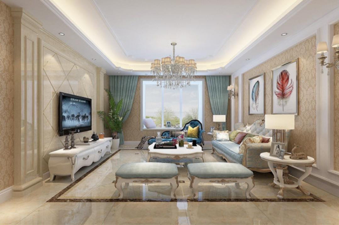 客厅收纳沙发区空间怎么利用