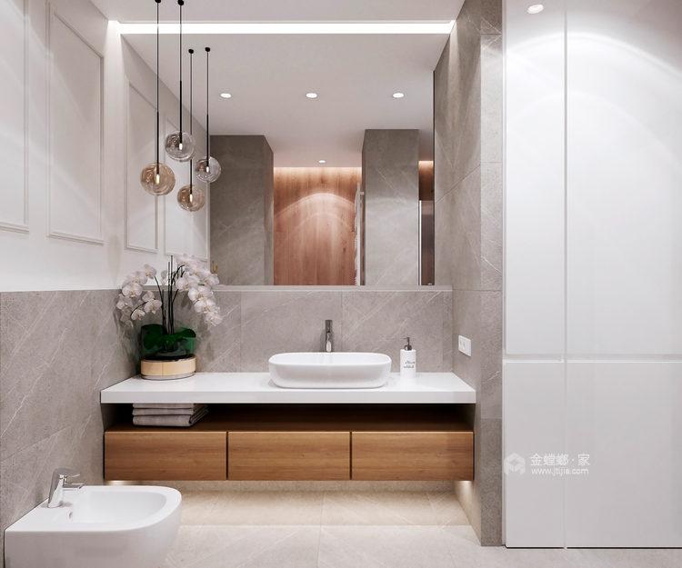 不管卫浴厨房装修风格什么,小户型要谨记这些