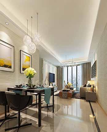 现代家居装修风格装修的时候需要注意什么?