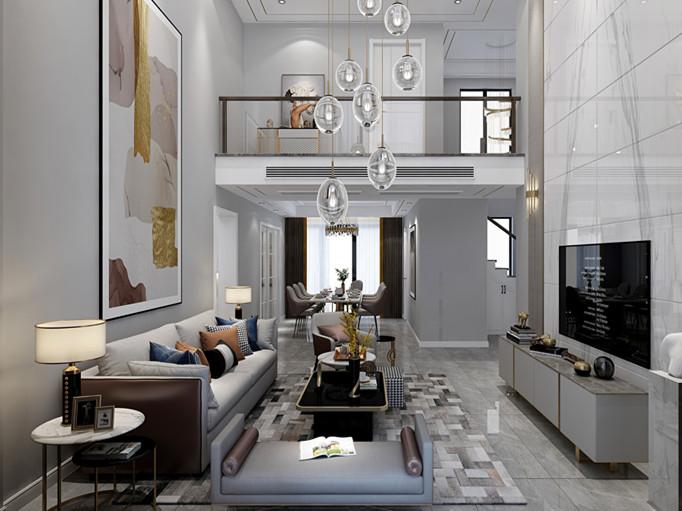 客厅装修风格大揭秘,挑选到喜欢风格