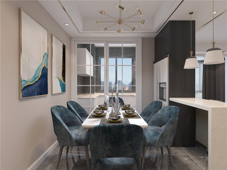 简欧客厅装修风格究竟适合哪些人群呢?