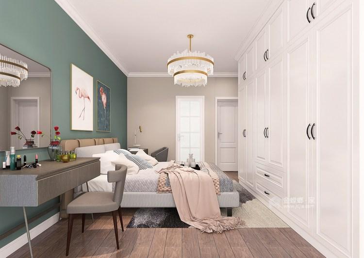 小户型的卧室衣柜怎么装