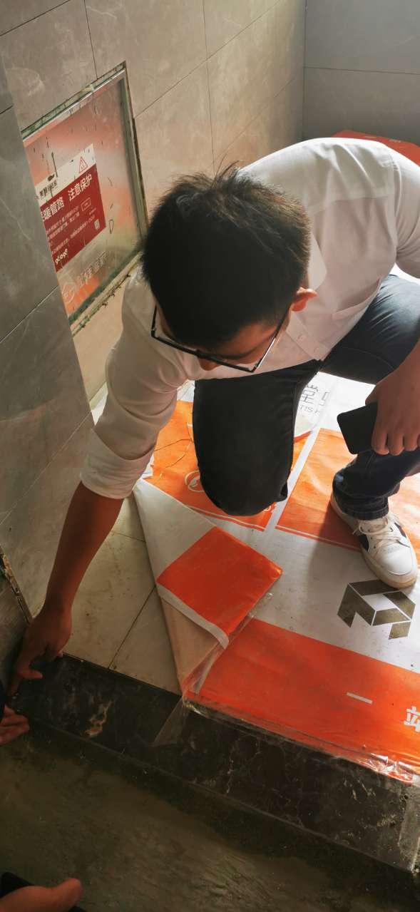 重品质赢口碑,金螳螂家总裁陈学绍邀业主共检在建项目