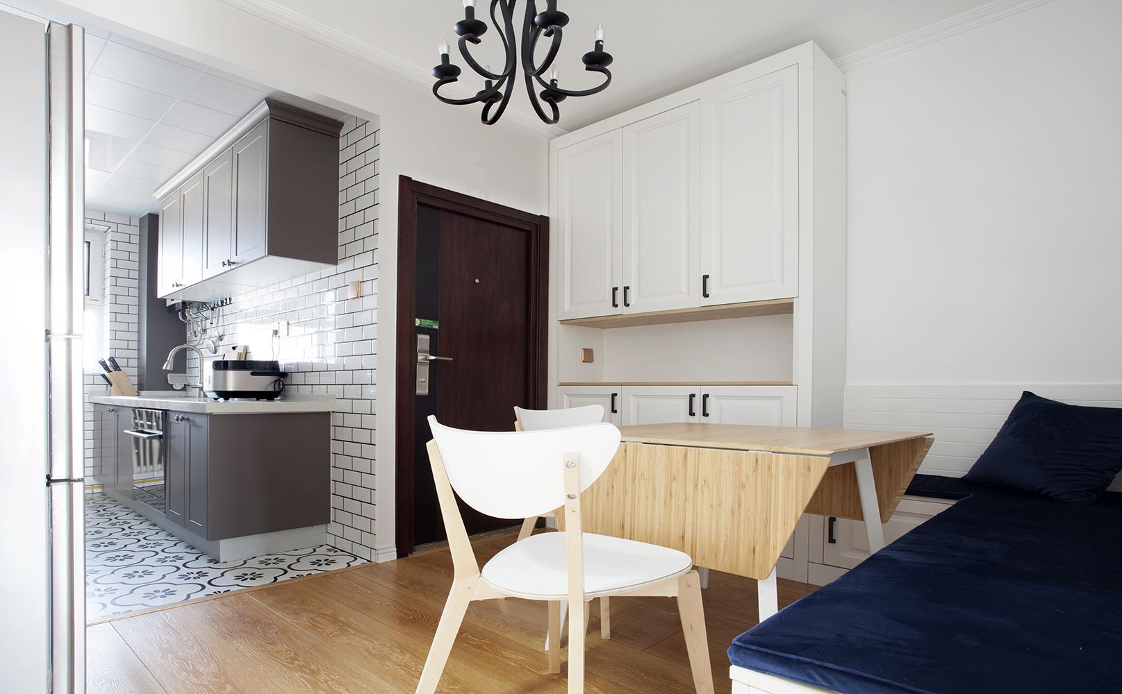 小户型空间如何设计?这些技巧告诉你
