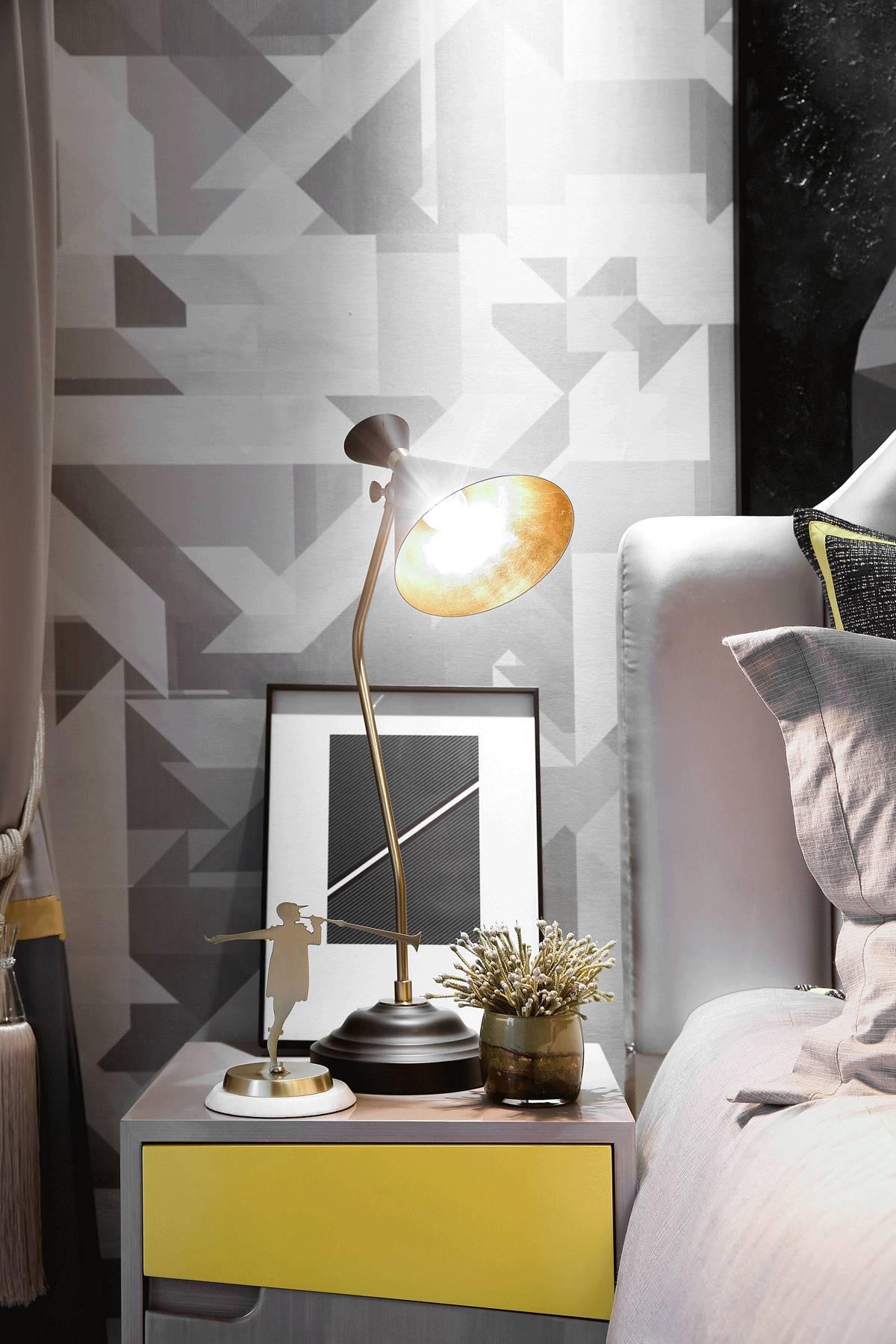 家居墙面也要美美哒 给你不一样的色彩墙