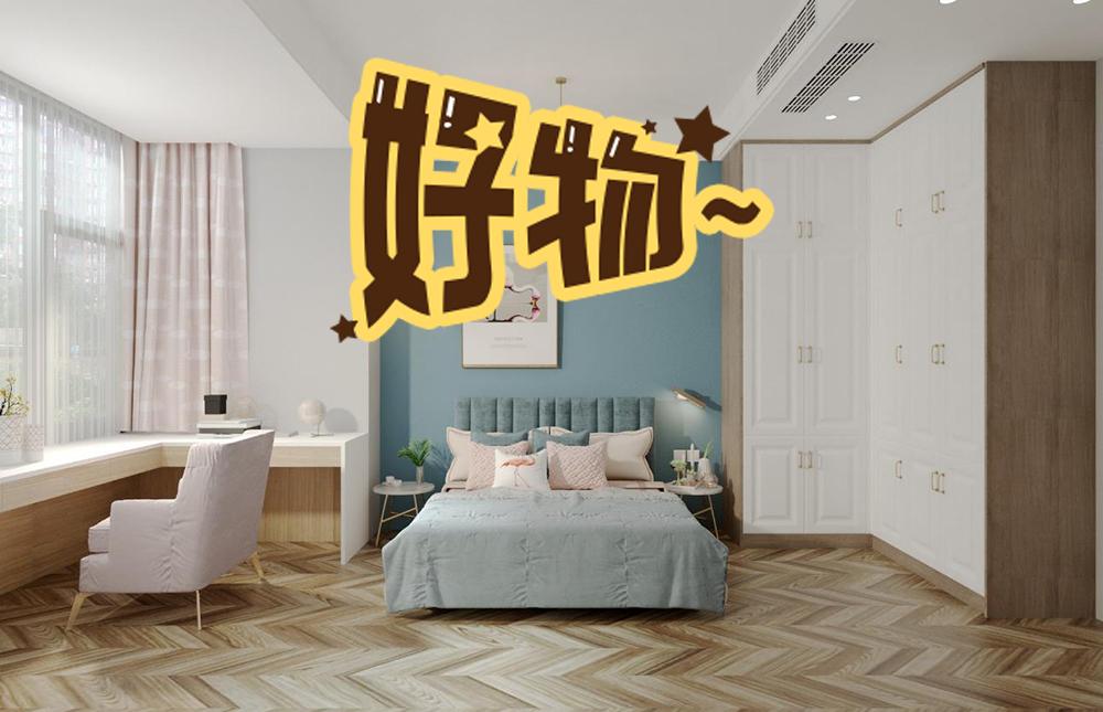 床头不一定非要放床头柜 这几个小物件可替代