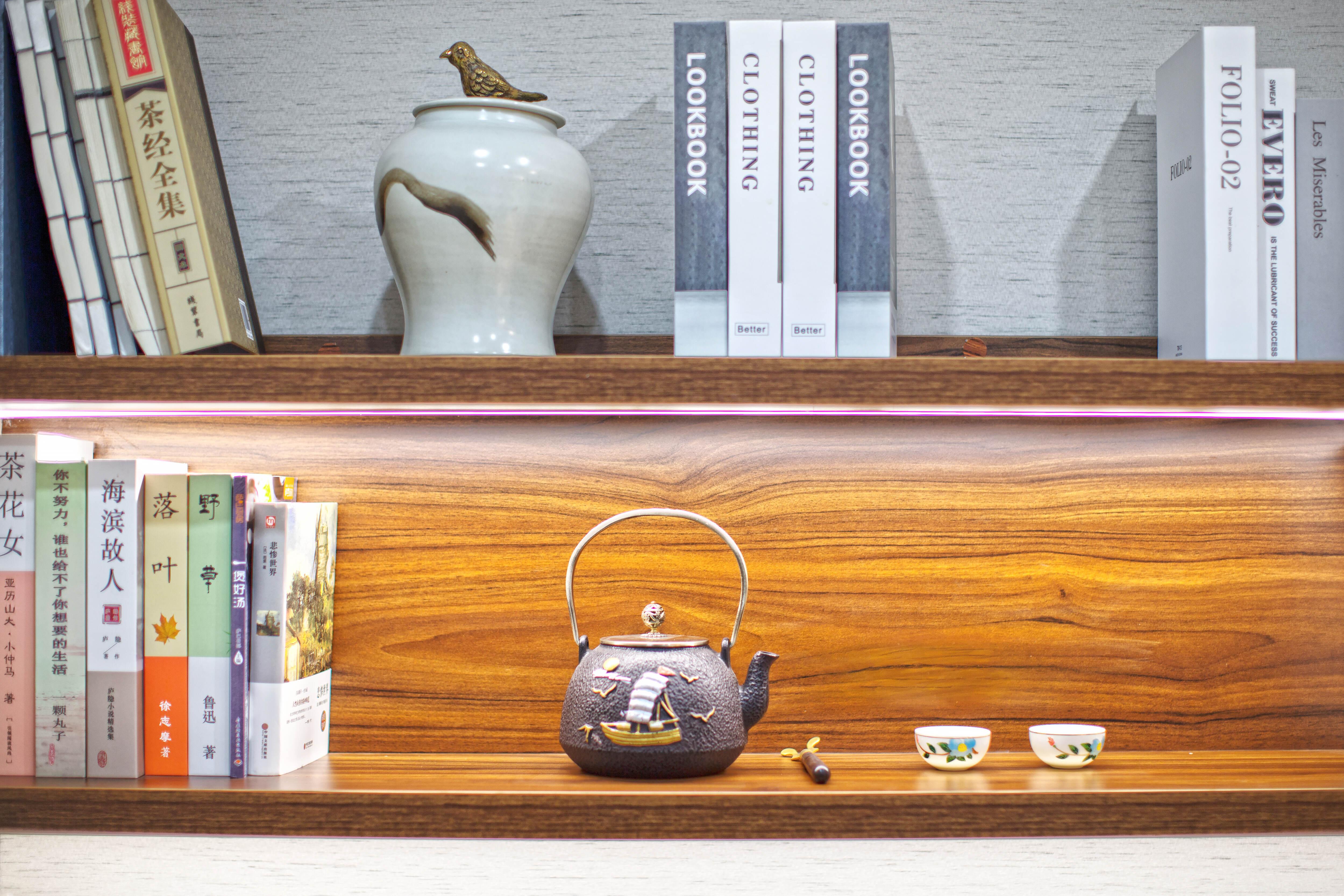 好看又耐用的书架 为家居空间增添格调